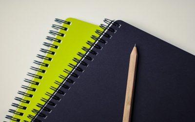 Notes, quaderni e blocchi: quale scegliere?