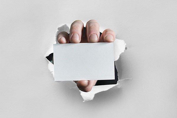 Business Card - Buffetti Lecce Oltre la Carta